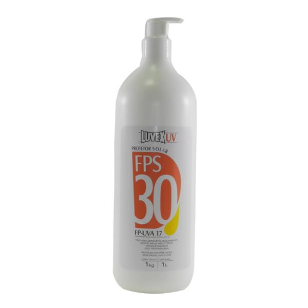 eaadfbc4f9776 Protetor Solar Luvex UV FPS 30 - 1kg